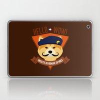 Hello Wow, Omelette Du F… Laptop & iPad Skin