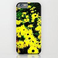 Yellow Flowers (Edited)  iPhone 6 Slim Case