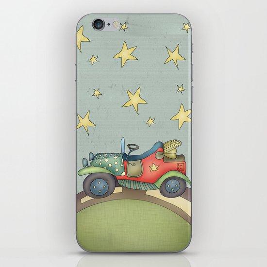 Boy iPhone & iPod Skin
