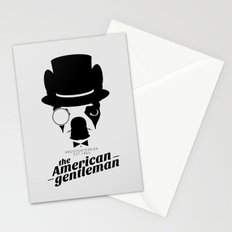 Boston Terrier: The American Gentleman. Stationery Cards