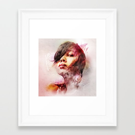 Untitled 4 Framed Art Print