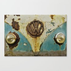 VW Rusty Canvas Print