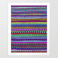 Party On Art Print