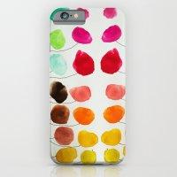 Acuarela iPhone 6 Slim Case