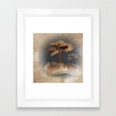 precious little tree Framed Art Print