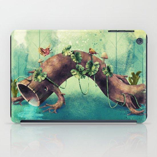 Forest Creature iPad Case
