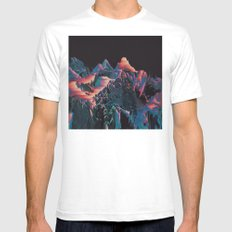 COSM Mens Fitted Tee White SMALL