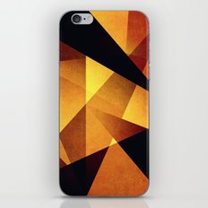 Abstract #95 iPhone & iPod Skin