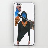 Deserted iPhone & iPod Skin