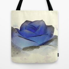 something blue... Tote Bag