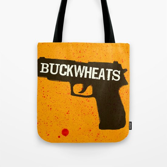 Buckwheats Tote Bag