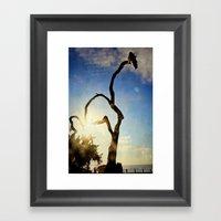Beauty Of The Earth Framed Art Print