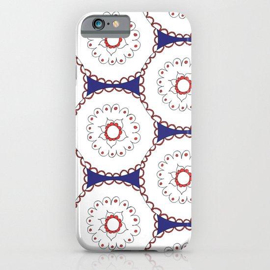 Kaleidoscope Circles iPhone & iPod Case