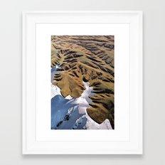 Collage #1 Framed Art Print