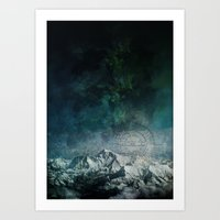 Sequence3 Art Print