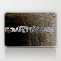 Confidence Laptop & iPad Skin