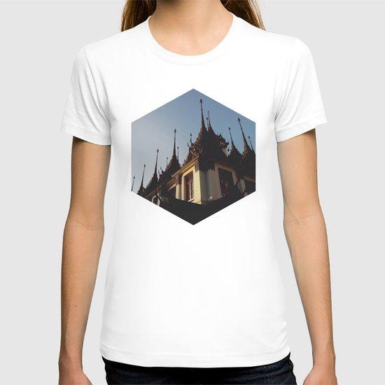 Slate Temple T-shirt