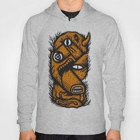 Le mangeur - the print! Hoody
