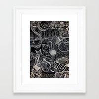 CI-Tens Framed Art Print