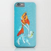 Goldfish & Octopus iPhone 6 Slim Case