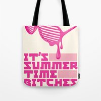 Summer Time. Tote Bag