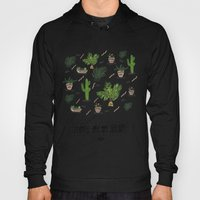 PLANTS ARE MY FRIENDS Hoody