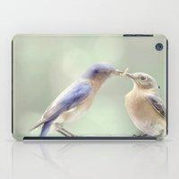 Spring Kiss iPad Case