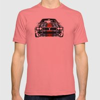 Delta Integrale Mens Fitted Tee Pomegranate SMALL