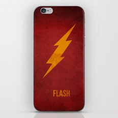 The Flash iPhone & iPod Skin
