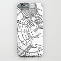 iPhone & iPod Case featuring The Edge by Susanah Grace
