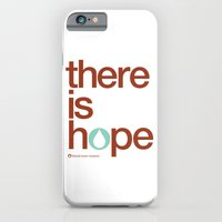 iPhone & iPod Case featuring there is hope - blood:water mission  by Pope Saint Victor