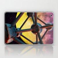 Atomium In Space Laptop & iPad Skin