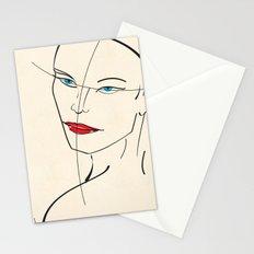 Figure Study Stationery Cards