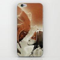 Fallen III. iPhone & iPod Skin