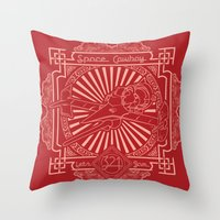 Let's Jam Throw Pillow