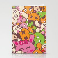 Randomness Stationery Cards