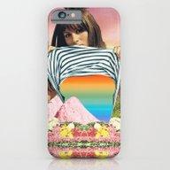 Internal Rainbow II iPhone 6 Slim Case