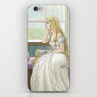 Estellae iPhone & iPod Skin