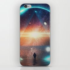 seeing the lights iPhone & iPod Skin