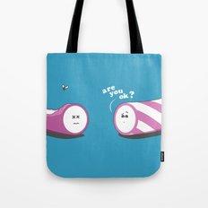 Sweet bite Tote Bag