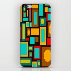 Black Mod iPhone & iPod Skin