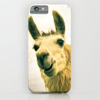 No Drama Llama iPhone 6 Slim Case