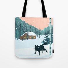 Back Home Tote Bag