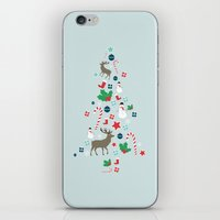 O Christmas Tree iPhone & iPod Skin