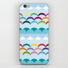 Between sky and sea iPhone & iPod Skin