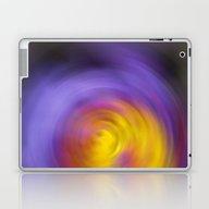 Laptop & iPad Skin featuring Meditation - Abstract En… by Sharon Cummings