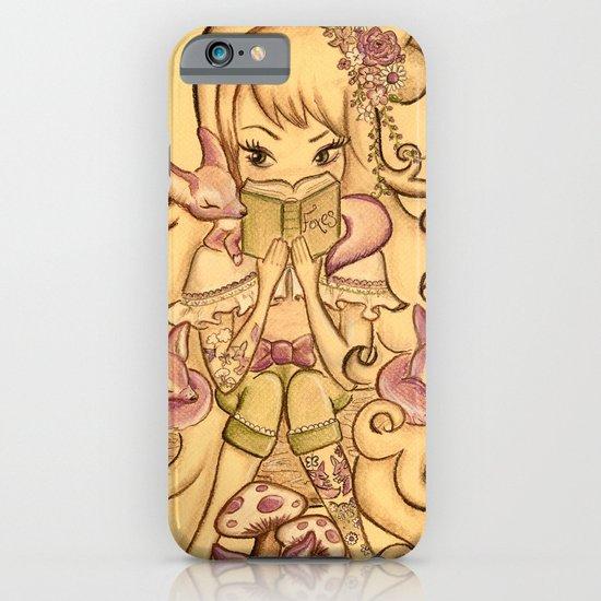 The Fox Mistress iPhone & iPod Case