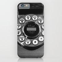 Rotary Phone iPhone 6 Slim Case