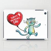 Happy Valentine's Day - … iPad Case