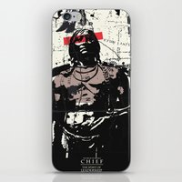 The spirit of leadership #2 iPhone & iPod Skin